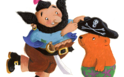 Bear Pirate