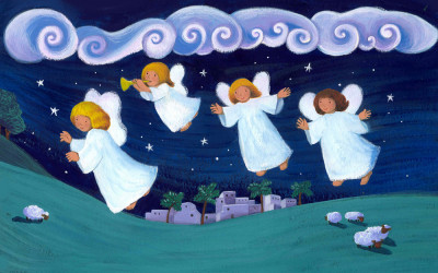 O Holy Night Angels