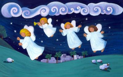 O Holy Night Angels