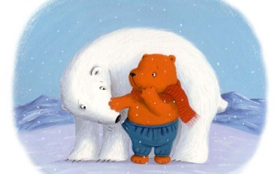 Polar Bear and Bear