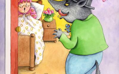 Wolf and Grandma