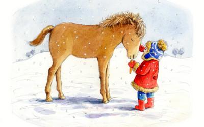 Xmas Pony